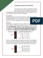 Manual de Utilização Da Leitora de Sinal INJ-002