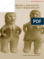 DERECHO A ASOCIACION REUNION Y PARTICIPACION - DDHH 2003 - QUINTIN RIQUELME - CDE - PORTALGUARANI