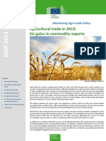 Agricultural Trade in 2013