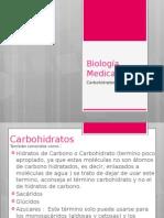 Biología Medica Carbohidratos