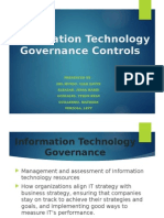 IT Governance Controls