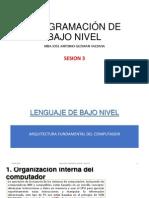 Sesion 3 - Lenguaje de Bajo Nivel - Afc