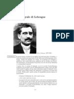 Lebesgue - Spazi Funzioni - Hilbert