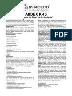 ARDEX K-15