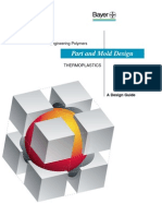 Part and Mold Design 4-2000 (2005 Admend)