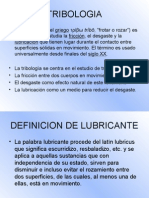 lubricantes uso y mantenimiento