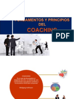 Fundamentos y Principios Del Coaching