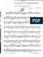 (Guy Lacour) 50 Études Faciles Et Progressives Pour Saxophone Ou Hautbois - Vol 2 (24Pg).pdf