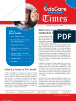 KCT Newsletter March 2010