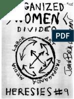 Organized women Divided Heresies #9