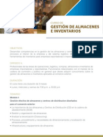 Temario Dip Gestion Almacenes Inventarios