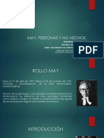 Clase 3. Rollo May.