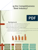 Steel Industry MFSA