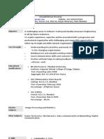Ramakrishnan Dorairaj-Software Testing