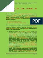 Ejercicios  1 de Mol Numero de Avogadro y Composicion Centesimal