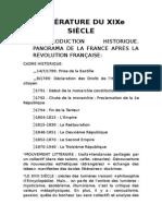 literatura francesa XIX
