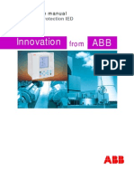 Application Manual REG670 ABB