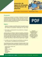 PRP Envasado y Manipulación de Productos