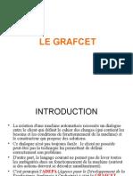 LE GRAFCET Cours & Exercices Corrigés