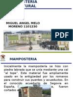 Exposicion  Mamposteria Etsructural