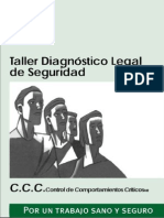 Taller Diagnostico Legal de Seguridad
