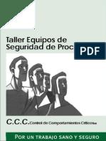 Taller Equipos de Seguridad en Procesos