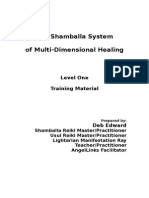 The Shamballa System Manual 1