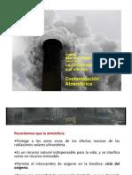 Ingeniería Ambiental, Contaminación Atmosférica Ruido
