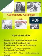 Asthma Pd Kehamilan