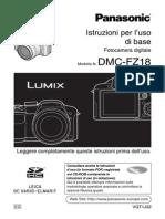 Panasonic DMCFZ18