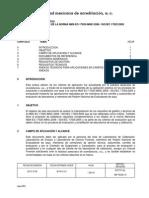 MP FE005 Criterios de Aplicacion NMX EC 17025 IMNC 2006