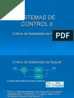 02_Criterio de Estabilildad Nyquist