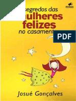 Josué Gonçalves - 5_segredos Das Mulheres Felizes No Casamento