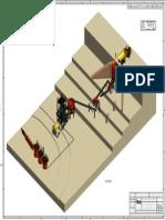 Vista Isométrica de Planta de Procesos de 350TMD. Avance Preliminar. Ref. PACSRL N° 045.046.047-011-15 - Rev 00.pdf