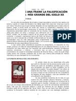 El Fraude de Ana Frank