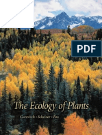 The Ecology of Plants by Jessica Gurevtich