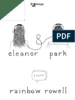 Aleanor y Park