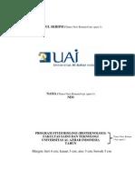 Contoh Penulisan Skripsi Prodi Biologi1