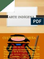Trabajo Arte Indígena
