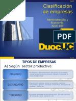 RA 1 Presentación Tipos de Empresas1