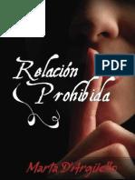 Relacion Prohibida - Marta D Arguello