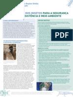 FAO, OnU. a Contribuição Dos Insetos Para Segurança Alimentar, Subsistência e Meio Ambiente