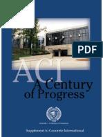 ACI History Book
