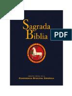 Biblia Conferencia Espiscopal Española