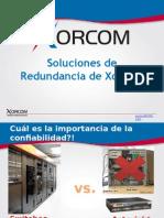 05 Soluciones de Redundancia de Xorcom