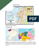 Divicion Politica Del Ecuador