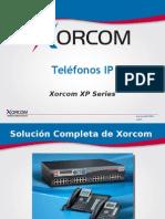 07 Telefonos IP de Xorcom