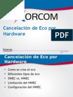 08 Cancelacion de Eco Por Hardware