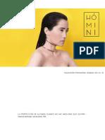Catalogo Homini - Primavera Verano 15-16