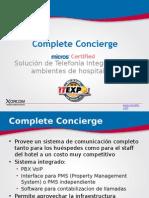 10 Complete Concierge